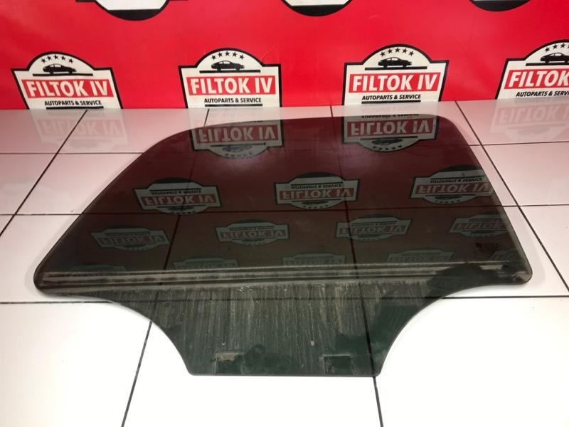 Стекло боковое Chevrolet Tahoe GMT900 LY5 заднее правое