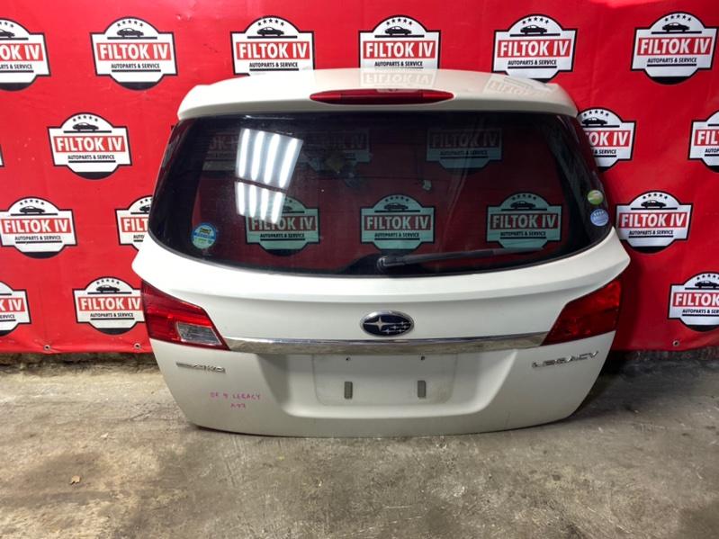 Дверь багажника Subaru Legacy BR9 EJ253 2009