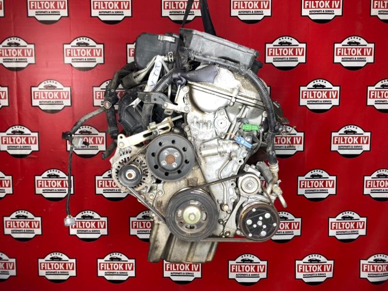 Двигатель Suzuki Sx4 YA11S M15A 2007