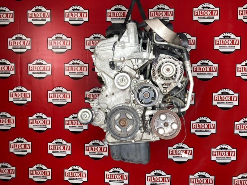Двигатель Mazda Demio DE3FS ZJVE 2008