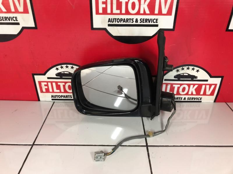 Зеркало Honda Stepwagon RF3 K20A 2003 левое