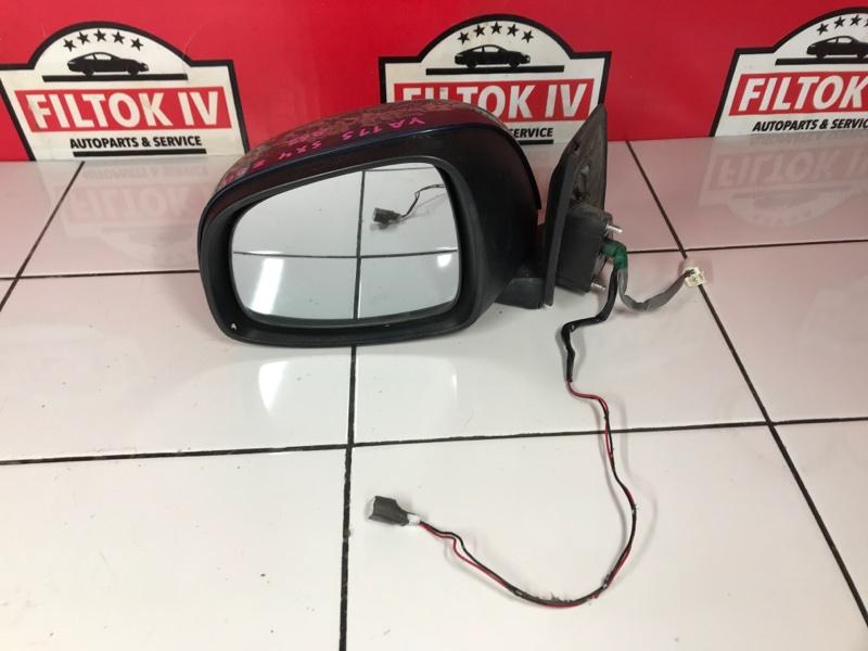 Зеркало Suzuki Sx4 YA11S M15A 2007 левое