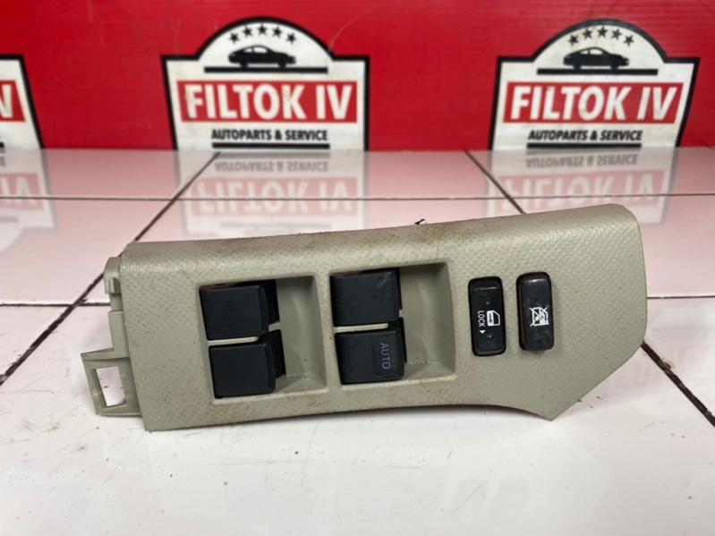 Блок управления стеклоподъемниками Toyota Vitz SCP90 2SZFE 2006 правый