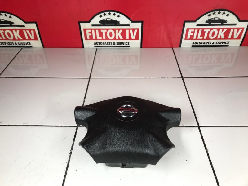 Подушка безопасности водителя Nissan Primera QP12 QG18DE 2005