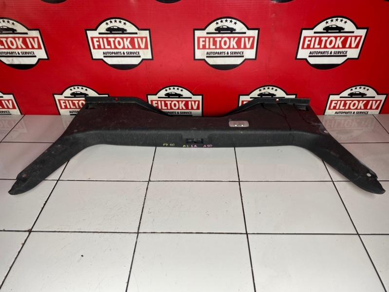 Панель замка багажника Nissan Fuga PY50 VQ35DE 2005