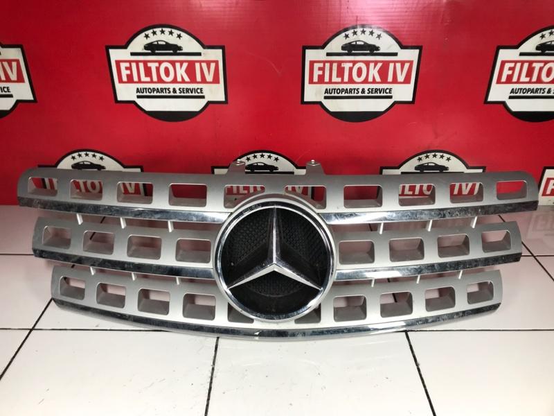 Решетка радиатора Mercedes-Benz M-Class W164 M156E62