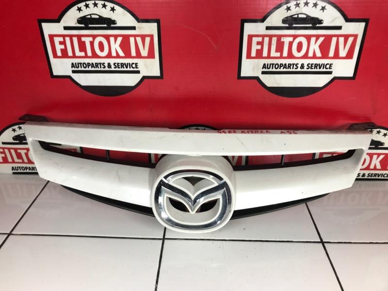Решетка радиатора Mazda Atenza GGES LFVE 2007