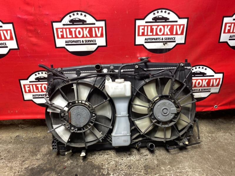 Радиатор основной Honda Insight ZE2 LDA 2009