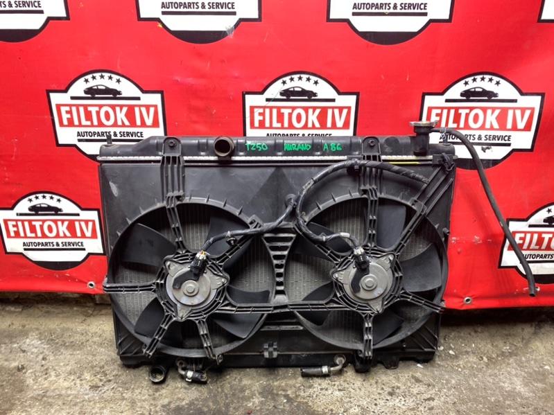 Радиатор основной Nissan Murano TZ50 QR25DE 2005