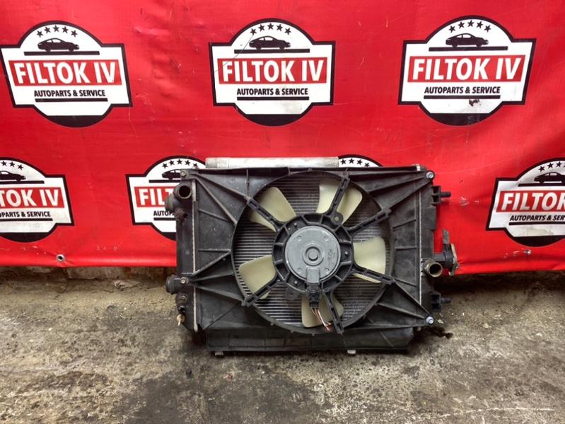 Радиатор основной Toyota Bb QNC20 K3VE 2006