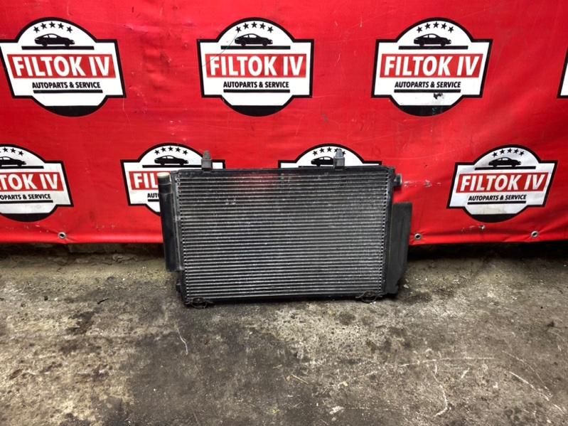 Радиатор кондиционера Toyota Vitz SCP10 1SZFE 2003
