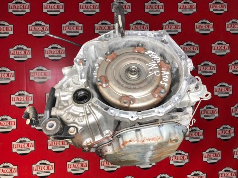 Акпп Toyota Vitz NSP130 1NRFE 2011