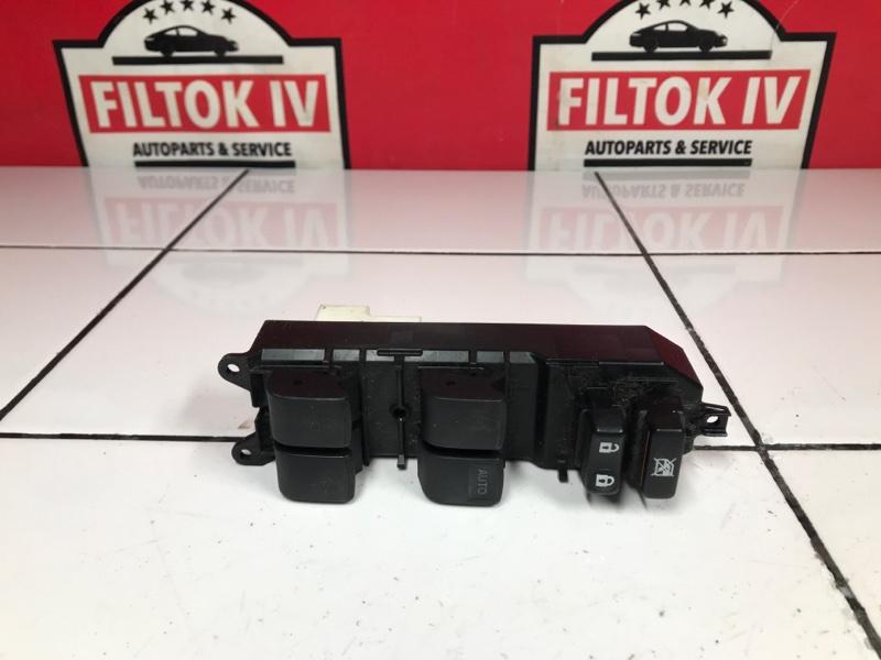 Блок управления стеклоподъемниками Toyota Vitz NSP130 1NRFE 2011 правый