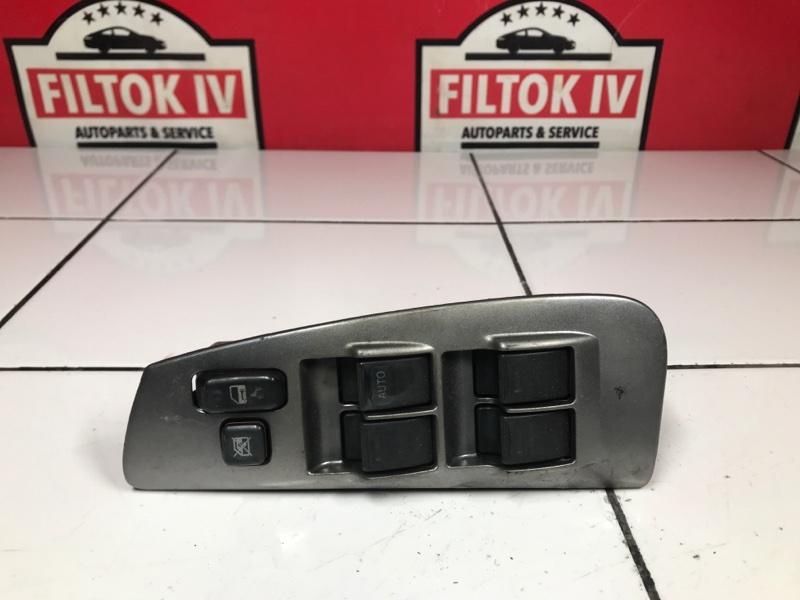 Блок управления стеклоподъемниками Toyota Voltz ZZE136 1ZZFE 2002 правый