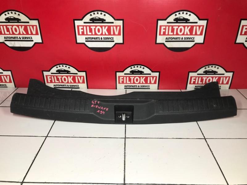 Панель замка багажника Honda Airwave GJ1 L15A 2009