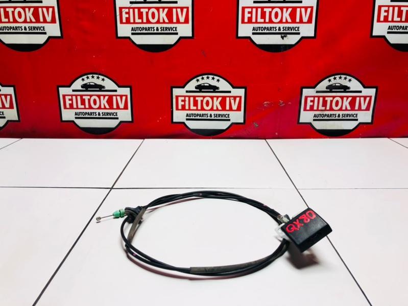 Тросик капота Infiniti Qx80 Z62 VK56VD