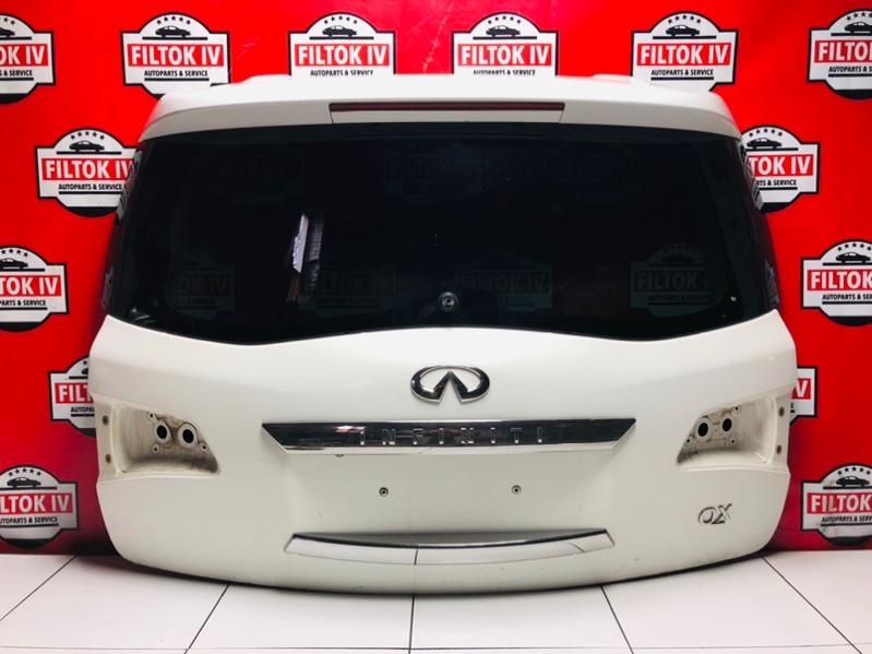 Дверь багажника Infiniti Qx80 Z62 VK56VD