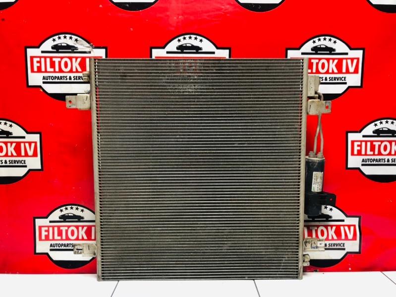 Радиатор кондиционера Infiniti Qx80 Z62 VK56VD