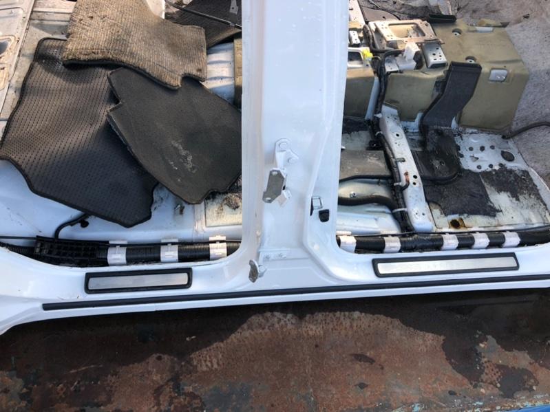 Порог Infiniti Qx80 Z62 VK56VD правый