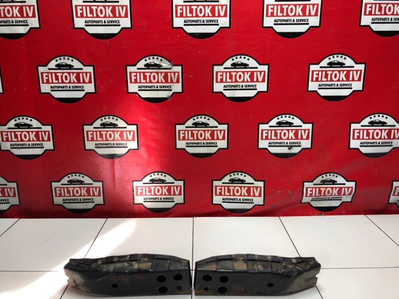 Жесткость бампера Infiniti Qx80 Z62 VK56VD задний