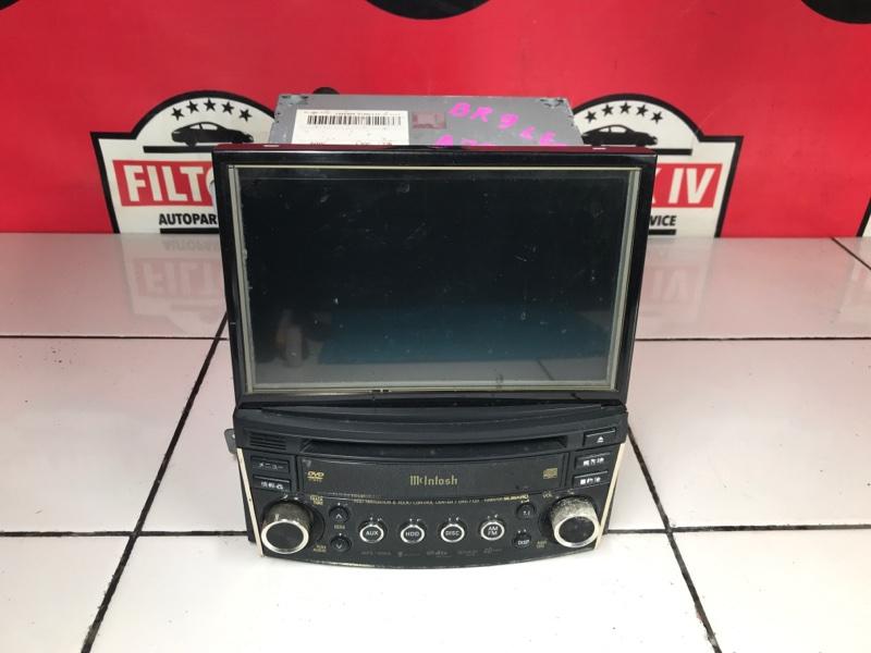Магнитофон Subaru Legacy BR9 EJ253 2009