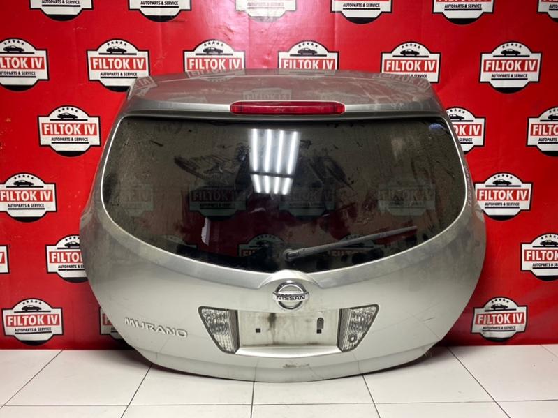 Дверь багажника Nissan Murano TZ50 QR25DE 2005