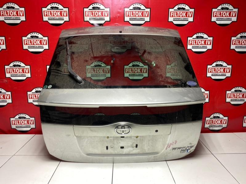 Дверь багажника Toyota Prius NHW20 1NZFXE 2003