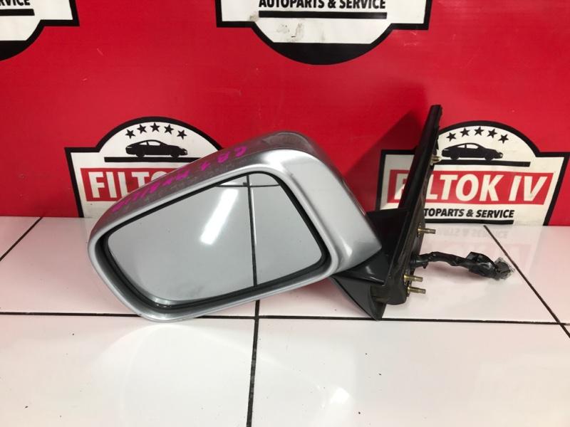 Зеркало Honda Mobilio GB1 L15A 2003 левое