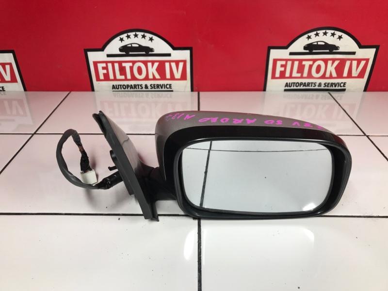 Зеркало Toyota Vista ZZV50 1ZZFE 2000 правое