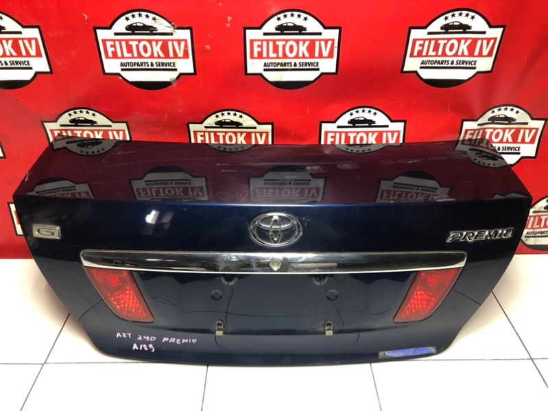 Крышка багажника Toyota Premio AZT240 1AZFSE 2002