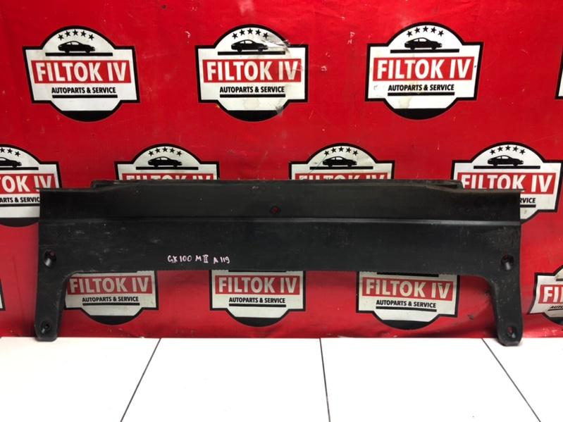 Панель замка багажника Toyota Mark Ii GX100 1GFE BEAMS 2000