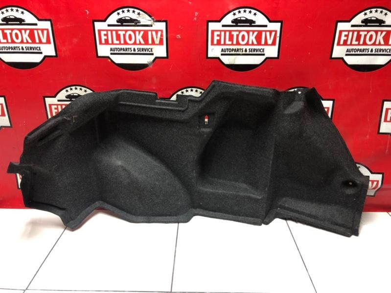 Обшивка багажника Nissan Bluebird Sylphy QG10 QG18DE 2003 задняя правая