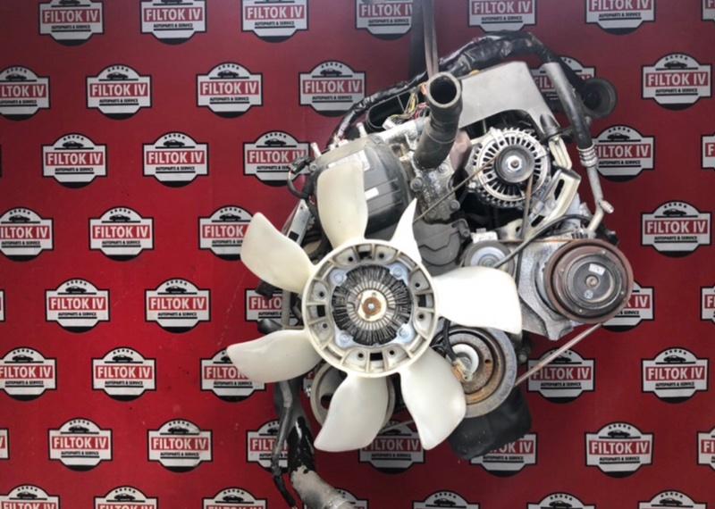 Двигатель Toyota Mark Ii GX100 1GFE BEAMS 2000