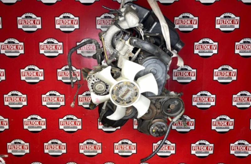 Двигатель Mitsubishi Pajero Mini H56A 4A30 1995