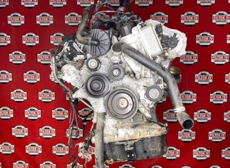 Двигатель Mercedes-Benz M-Class W164 M272DE35