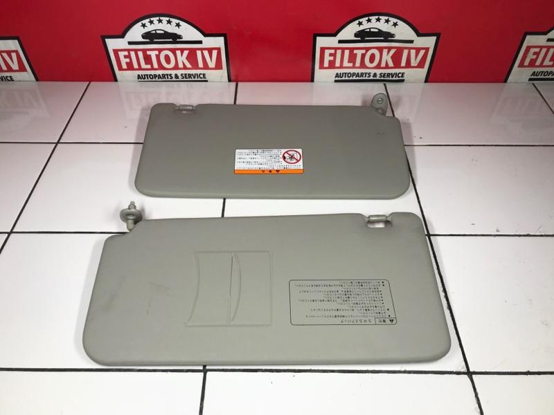 Солнцезащитные козырьки Honda Mobilio GB1 L15A 2003