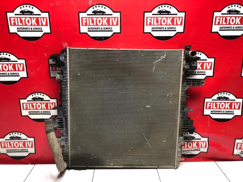 Радиатор основной Infiniti Qx80 Z62 VK56VD