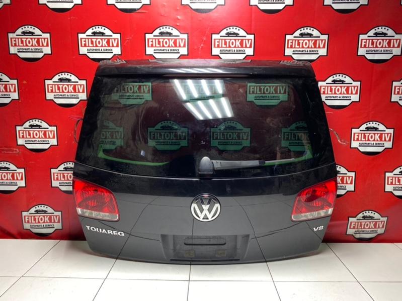 Дверь багажника Volkswagen Touareg 7LA AXQ