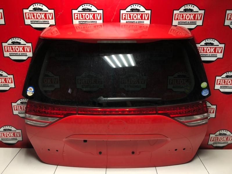 Дверь багажника Toyota Estima GSR55 2GRFE 2007