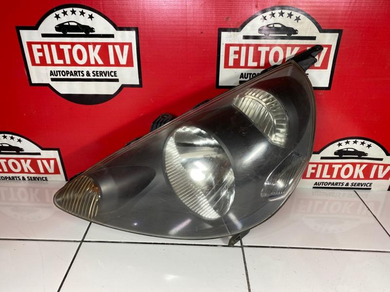 Фара Honda Fit GD2 L13A 2001 передняя левая