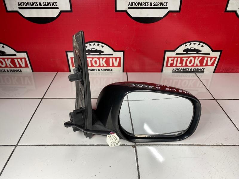 Зеркало Toyota Ractis NCP100 1NZFE 2006 правое