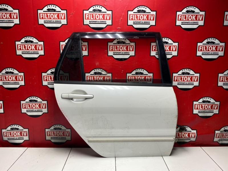 Дверь боковая Mitsubishi Lancer Cedia CS5W 4G93 2001 задняя правая