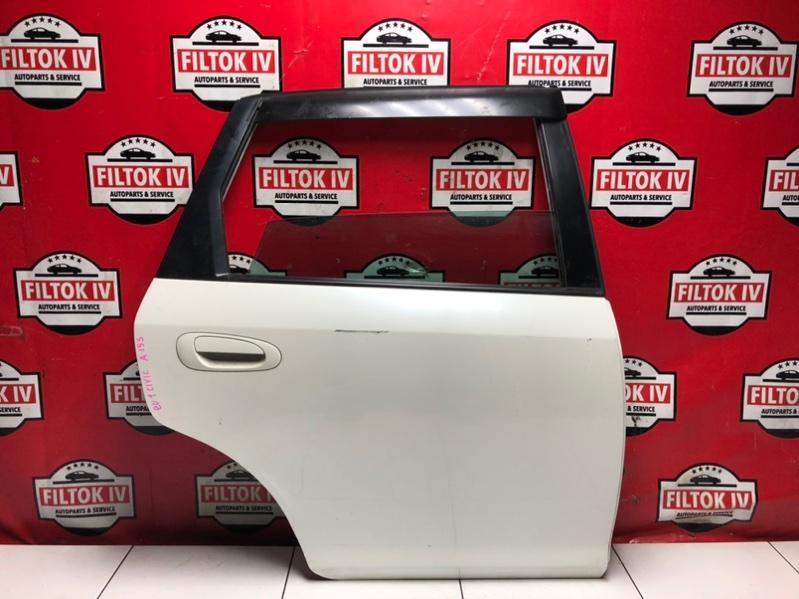 Дверь боковая Honda Civic EU1 D15B 2001 задняя правая