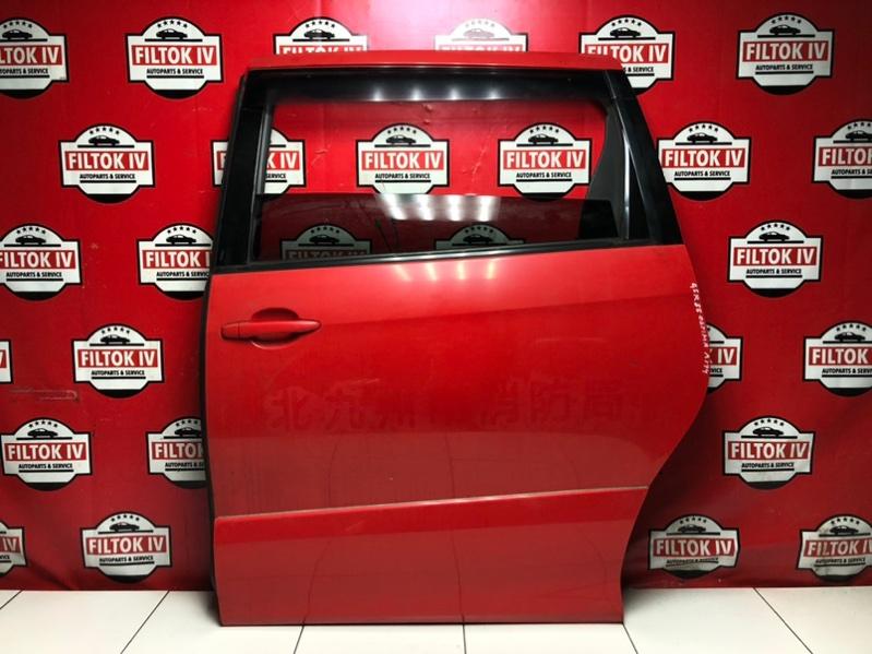 Дверь боковая Toyota Estima GSR55 2GRFE 2007 задняя левая