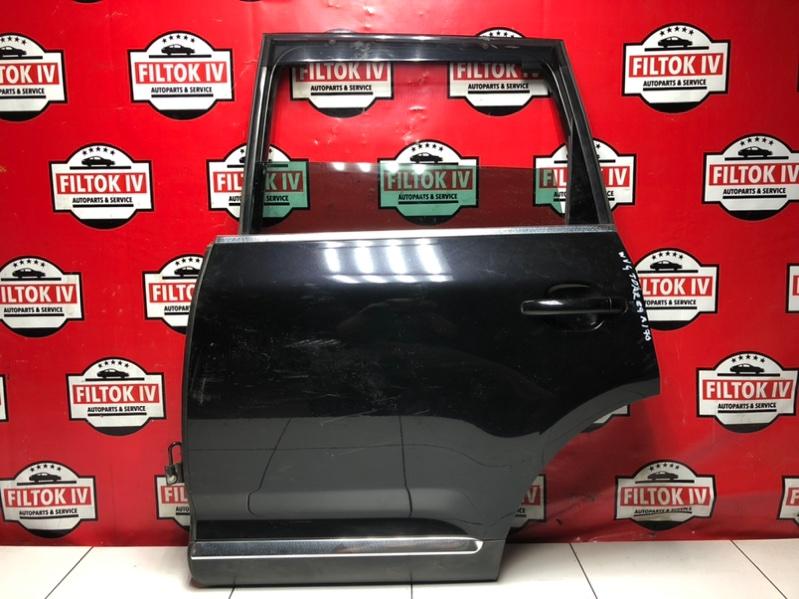 Дверь боковая Volkswagen Touareg 7LA AXQ задняя левая