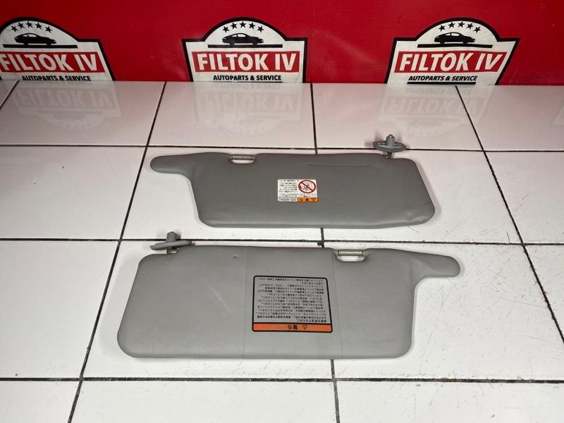 Солнцезащитные козырьки Mazda Demio DW3W B3E 2002