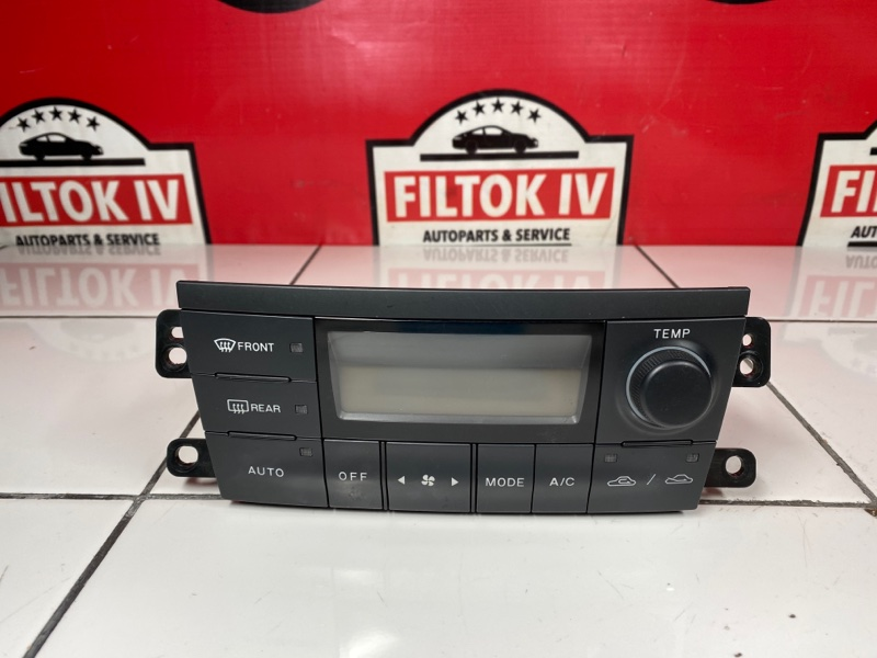 Блок управления климат контролем Mazda Premacy CP8W FPDE 2004