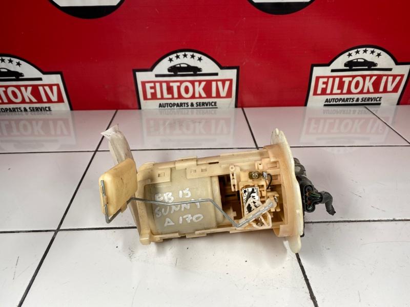 Насос топливный Nissan Sunny FB15 QG15DE 2001