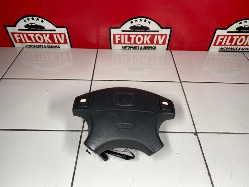 Подушка безопасности водителя Honda Cr-V RD1 B20B 1999