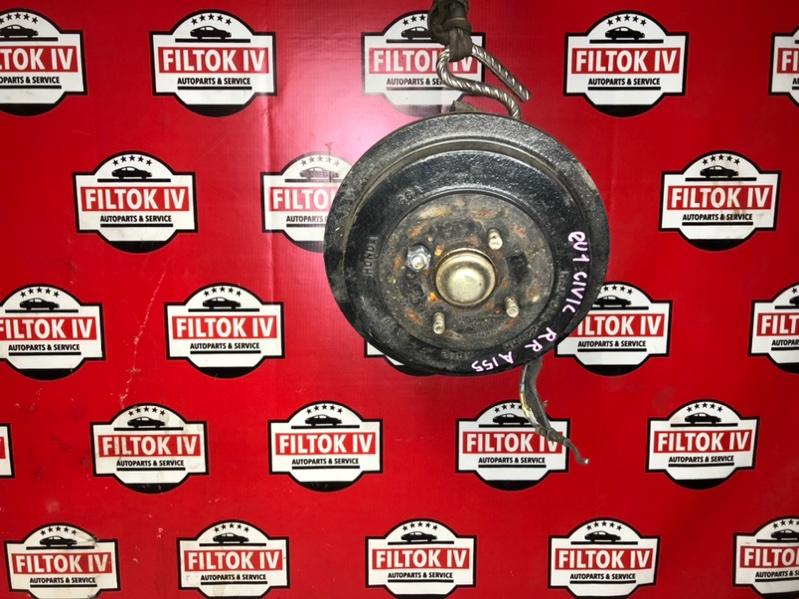 Ступица Honda Civic EU1 D15B 2001 задняя правая